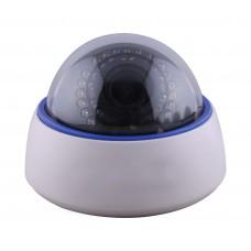Видеокамера VINOTEX IDP-IP1-F2.8 Rev.3 .1Mp  Внутренняя купольная IP камера с ИК подсветкой